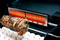 Infra-Roast Rotisserie Burner